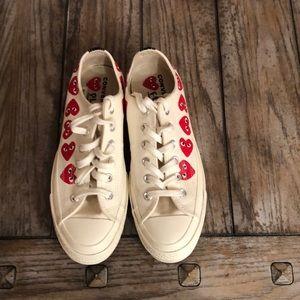 Converse Comme Des Garcons Sneakers